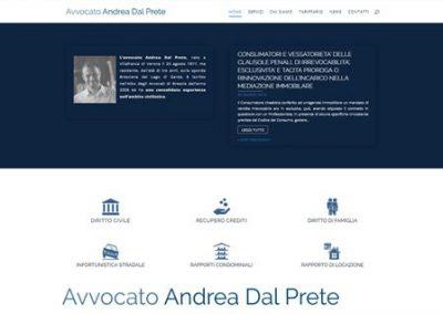 Avv. Andrea Dal Prete