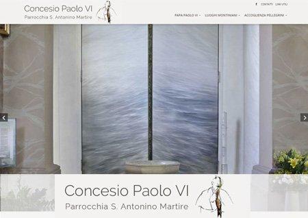 Concesio Paolo VI