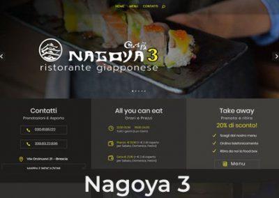 Nagoya 3 – Ristorante giapponese