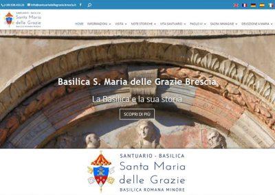 Santuario delle Grazie – Brescia